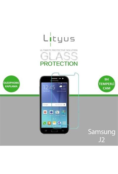 Lityus Samsung Galaxy J2 Cam Ekran Koruyucu