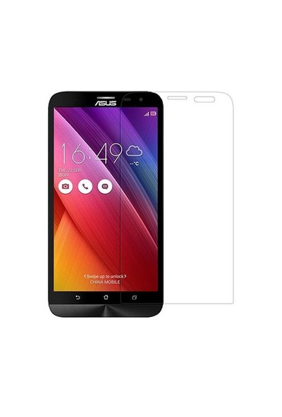 Addison Ip-Z22 Tempered Glass Asus Zenfone 2 0.33Mm 2.5D Cam Ekran Koruyucu