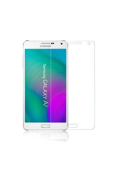 Mobile World Samsung Galaxy A7 High Quality Cam Ekran Koruyucu - 1910