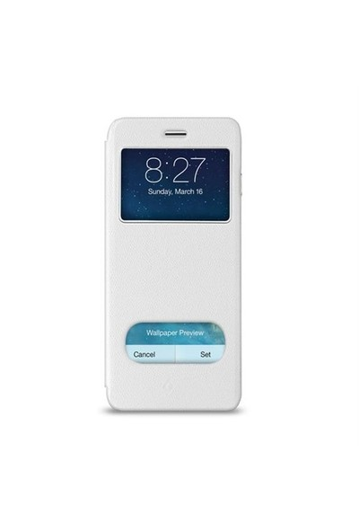 Ttec Flipcase Smart Koruma Kılıfı İphone 6S Plus/6 Plus