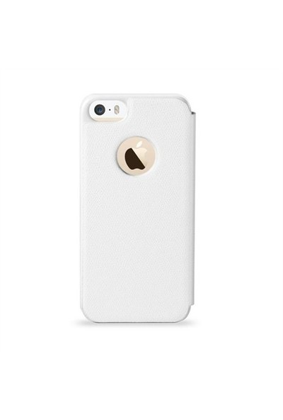 Ttec Flipcase Smart Logo Delikli İphone Se/5S/5