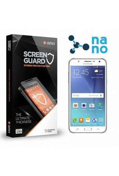 Dafoni Samsung Galaxy J7 Nano Glass Premium Cam Ekran Koruyucu