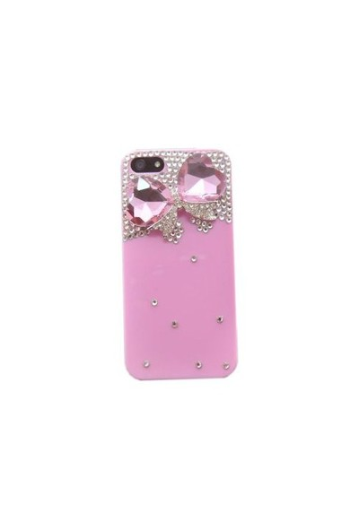 Vacca Apple iPhone 5/5s Two Hearts Lady-Line Pin