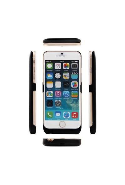 Teleplus İphone 6S Plus Şarjlı Kılıf Siyah