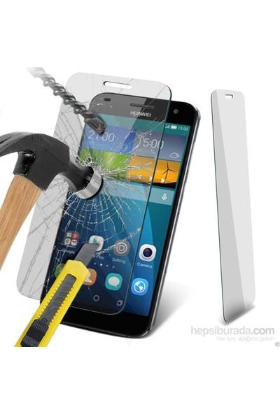 Markaawm Huawei Ascend G7 Ekran Koruyucu Temperli Cam