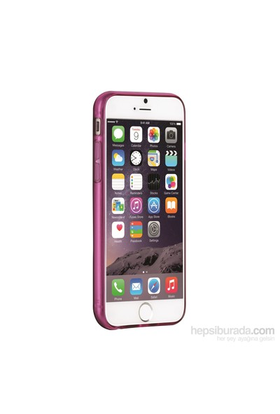Odoyo Soft Edge Protective Snap Case For İphone 6
