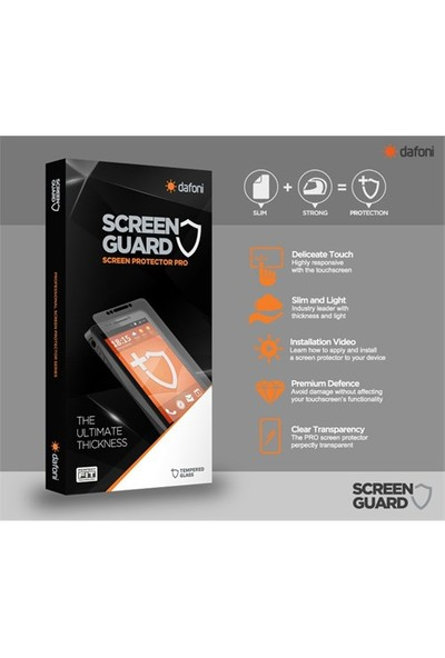 Dafoni Samsung Galaxy A3 Privacy Tempered Glass Premium Cam Ekran Koruyucu