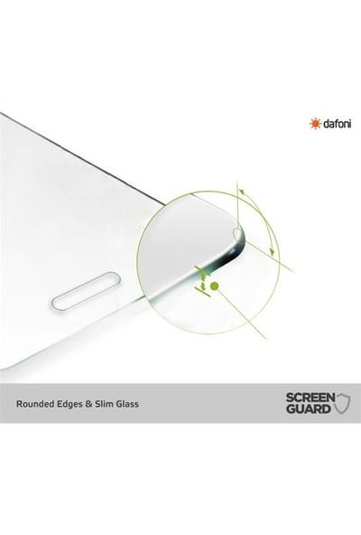 Dafoni Sony Xperia Z Tempered Glass Ayna Gold Cam Ekran Koruyucu