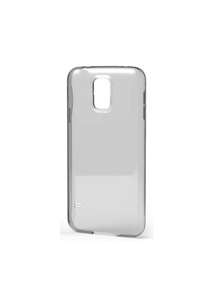 Mycolors Samsung Galaxy S5 Mini Siyah İnce Silikon Arka Kapak - MYC-0086