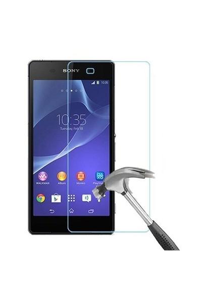 Kılıfshop Sony Xperia Z2 Glass Ekran Koruyucu
