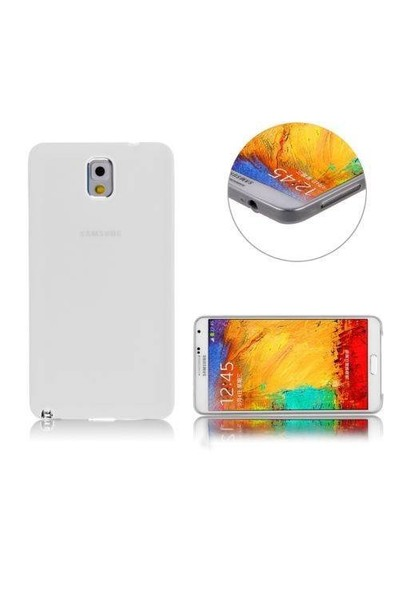 Markaawm Samsung Galaxy Note 3 Kılıf 0.2Mm Ultra İnce