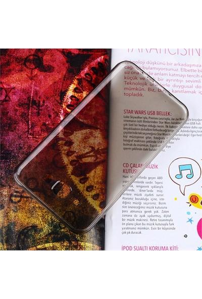 Ally Samsung Galaxy J7 0.20Mm Spada Soft Silikon Kılıf