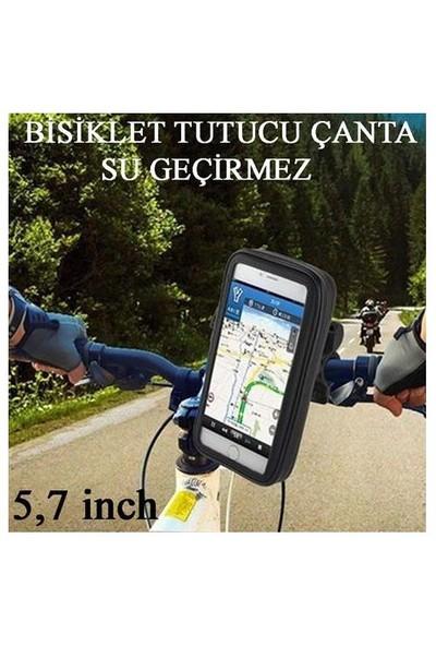 Bisiklet Tutucu Su Geçirmez Kılıf Universal 5,7 İnch