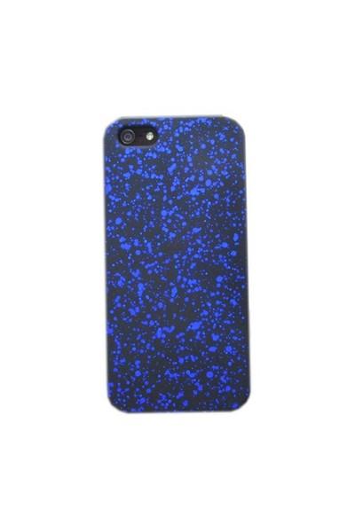 Duck Apple iPhone 5 Dalmaçyali - Rubber Case - Siyah Kapak