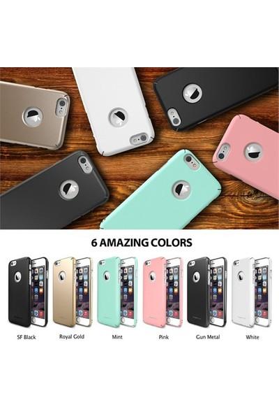 Ringke Apple iPhone 6 Plus Pembe Ringke Slim Kılıf