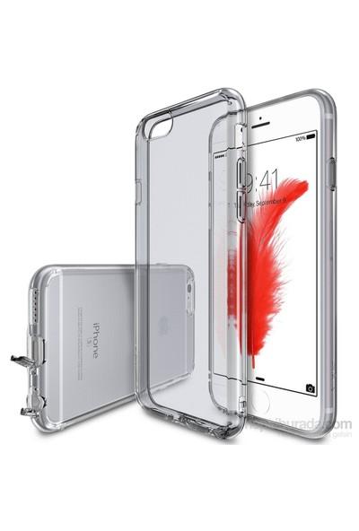 Ringke Air iPhone 6s Plus/ 6 Plus Kılıf Smoke Black - Ultra Hafif Esnek İnce Renkli Transparan
