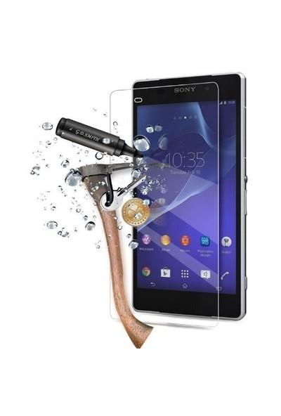 Markaawm Sony Xperia Z5 Ekran Koruyucu Cam