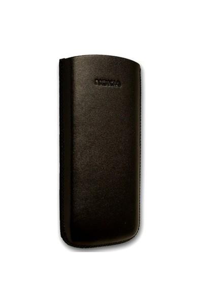Luce Bianca Nokia 6300 / 6700 Deri Kılıf KLN-6367