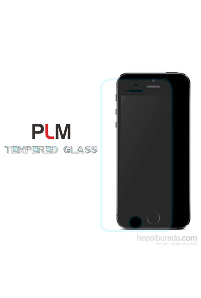 PLM iPhone 5 Tempered Glass Cam Ekran Koruyucu - 71039001033