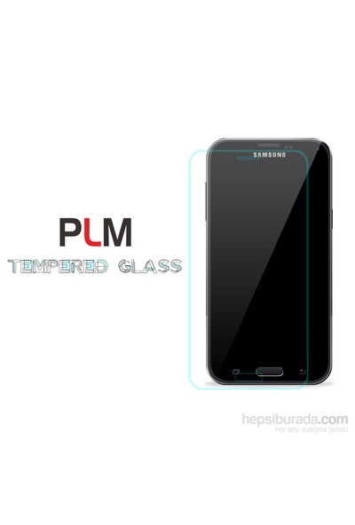 PLM Samsung Galaxy S5 Tempered Glass Ekran Koruyucu - 71039001034
