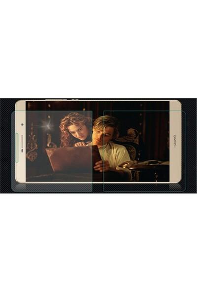 Microsonic Huawei Ascend P8 Max Temperli Cam Ekran Koruyucu Film