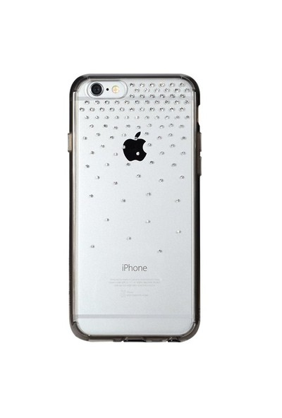 Ringke Apple iPhone 6 Plus Siyah Kenarlı Ringke Noble Snow Kılıf