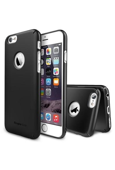 Ringke Apple iPhone 6 Plus Siyah Ringke Slim Kılıf