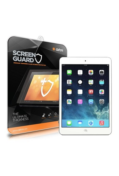 Dafoni Apple İpad Mini / Mini 2 / Mini 3 Tempered Glass Premium Tab