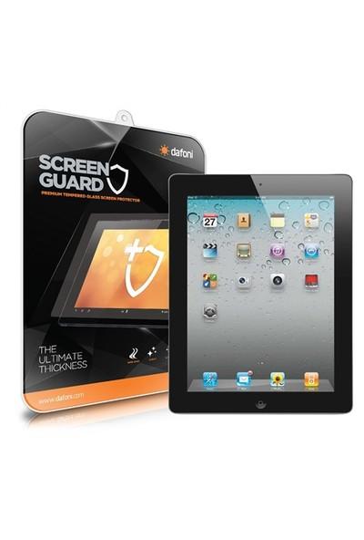 Dafoni Apple İpad 2 / İpad 3 / İpad 4 Tempered Glass Premium Tablet