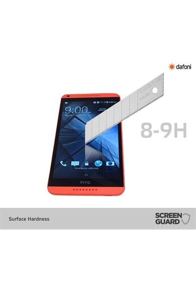 Dafoni Htc Desire 816 Tempered Glass Premium Cam Ekran Koruyucu