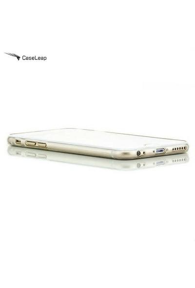 Case Leap İphone 6S İnce Silikon Kılıf Şeffaf