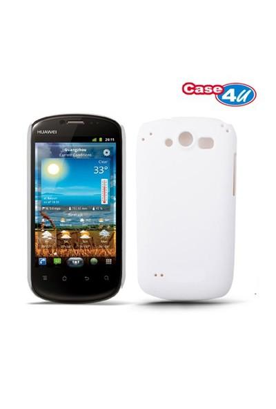 Case 4U Huawei U8850 Vision Beyaz Kapak*