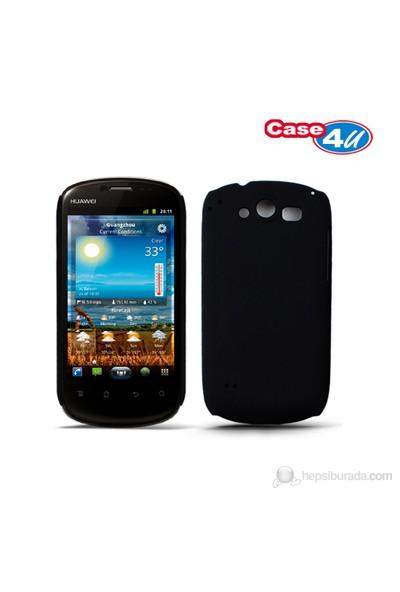 Case 4U Huawei U8850 Vision Siyah Kapak*