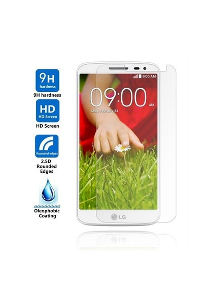 Markaawm Lg G2 Ekran Koruyucu Temperli Glass Cam