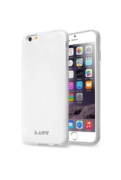 Laut Apple iPhone 6 Plus ( 6S Plus Uyumlu) Apex Beyaz Kılıf