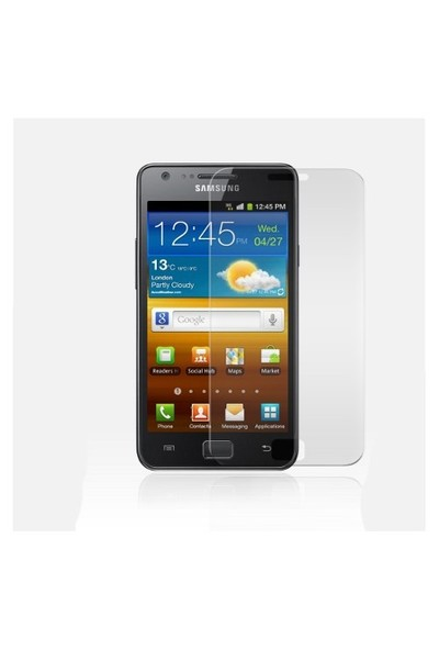 Okmore Samsung Galaxy S2 Ekran 0.33 2.5D
