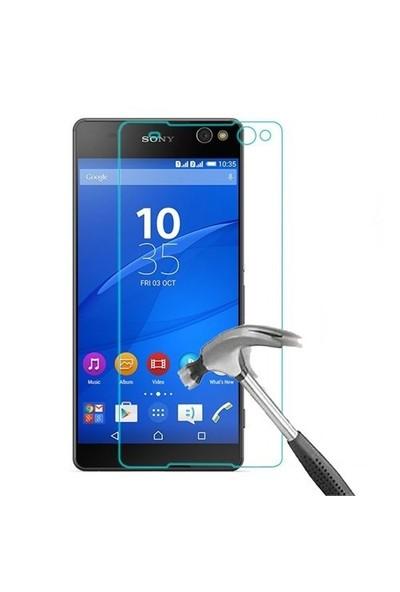 Kılıfshop Sony Xperia M5 Glass Ekran Koruyucu