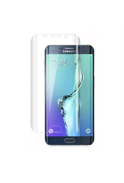 Case 4U Samsung Galaxy S6 Edge Plus Çizilmez Ekran Koruyucu*