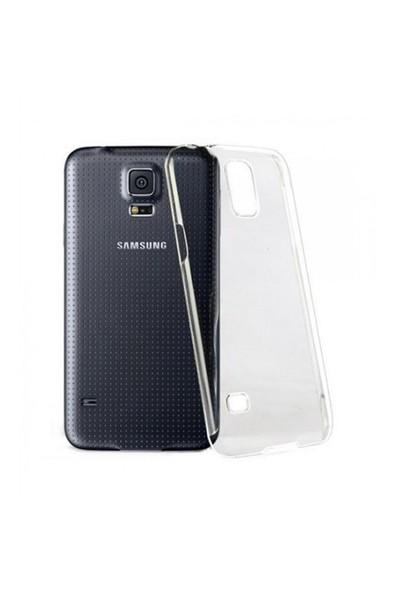 Navidata Samsung A7 İnce Şeffaf Silikon Kılıf