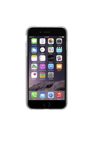 iPearl Apple iPhone 6 Plus Kılıf Glaze Aluminum Pro
