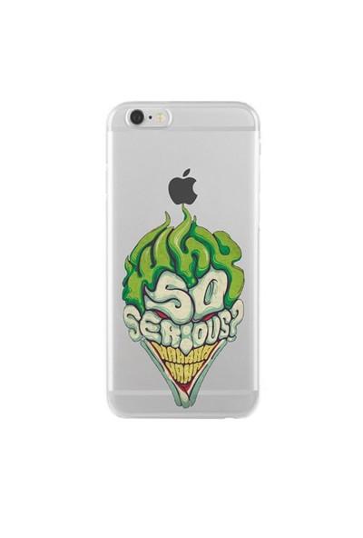 Remeto Samsung Galaxy Note 3 Transparan Silikon Resimli Joker