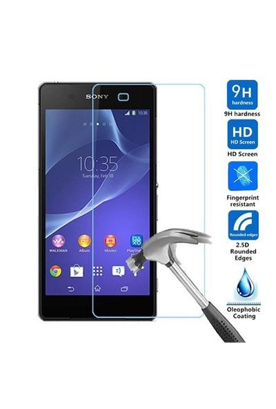 Case 4U Sony Xperia Z2 Cam Ekran Koruyucu