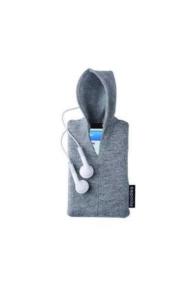 Kapşonlu Sweatshirt Telefon Ve Mp3 Kılıfı
