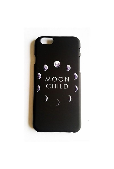 Köstebek Moon Child İphone 6 Telefon Kılıfı