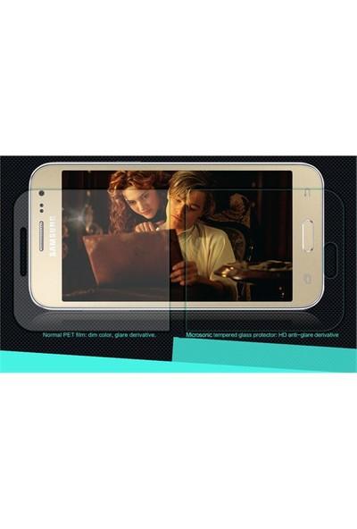 Microsonic Samsung Galaxy J2 Temperli Cam Ekran Koruyucu Film