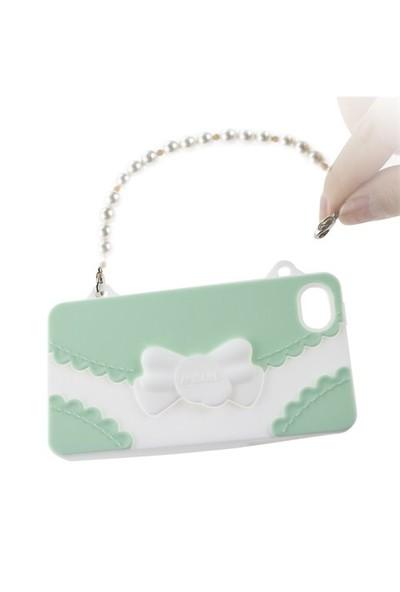 iPearl Apple iPhone 5/5S Çanta Kılıf Dreamgirl Handbag Case