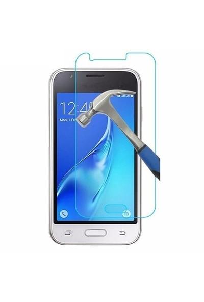 Teleplus Samsung Galaxy J1 2016 Cam Ekran Koruyucu Cam Ekran Koruyucu