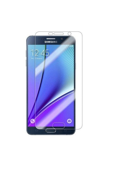 Ligovi Samsung Galaxy Note 5 Nano Cam Ekran Koruyucu
