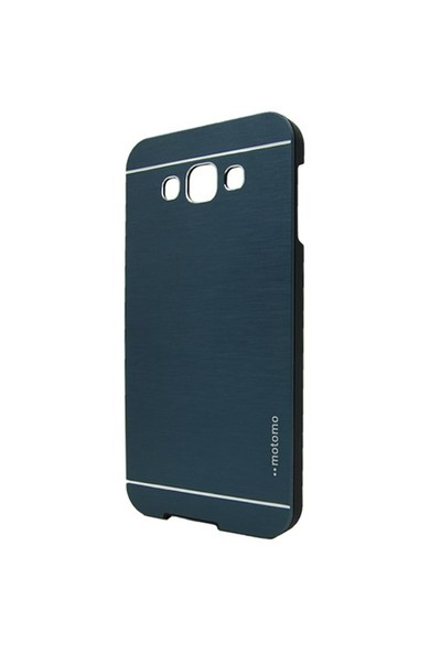 Markaawm Samsung Galaxy E5 Kılıf Motomo Metal Kapak 8 Renk