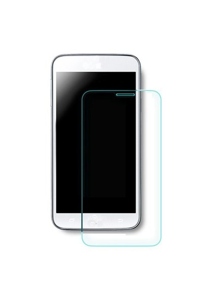 Volpawer Lg G2 Ekran Koruyucu + Şeffaf Silikon Kılıf